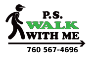 P.S. Walk With Me Logo